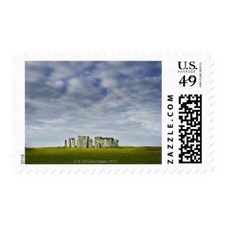 Reino Unido, Stonehenge 8 Estampilla