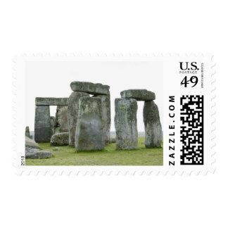 Reino Unido, Stonehenge 9 Sello