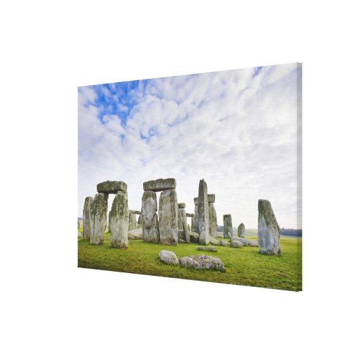 Reino Unido, Stonehenge Impresiones En Lona