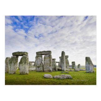 Reino Unido, Stonehenge Postales