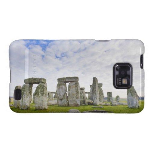 Reino Unido, Stonehenge Samsung Galaxy SII Fundas