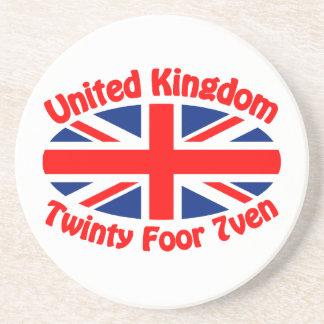Reino Unido - Twinty Foor 7ven Posavaso Para Bebida
