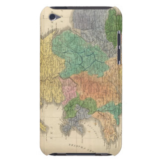 Reinos de los anglosajones iPod touch Case-Mate cobertura