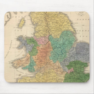 Reinos de los anglosajones mousepad