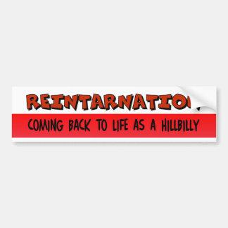 Reintarnation Sticker