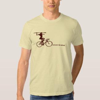 Reinvent the Wheel T-shirt