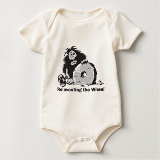 Reinventing the Wheel Baby Creeper