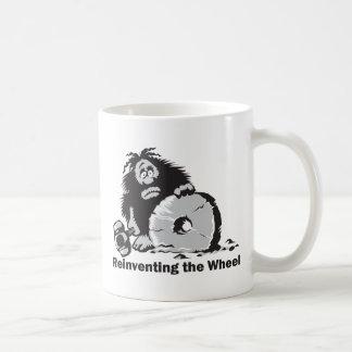 Reinventing the Wheel Coffee Mug