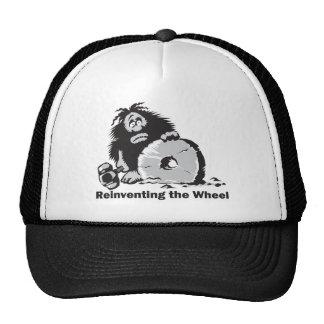 Reinventing the Wheel Trucker Hat