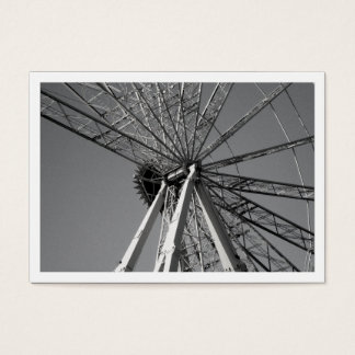 Reinvention of the Wheel Mini Photo Business Card