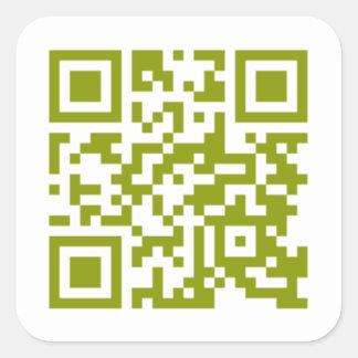 ReinventZen Square Sticker