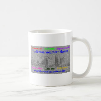 Reinvesting in our community mugs