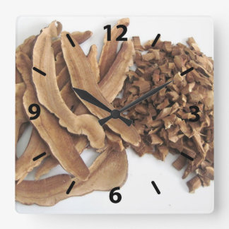Reishi Mushroom Wall Clock