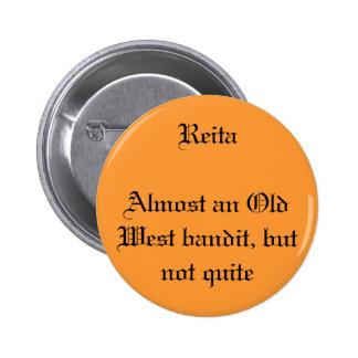 Reita Pinback Button