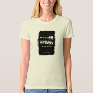 Reject The Word of God & ... Senistar T-Shirt
