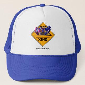 Reject Xing Trucker Hat