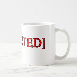 Rejected Coffee Mug