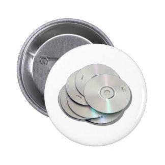 RejectedInfo041809shadows Pinback Button