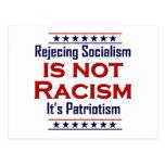 Rejecting Socialism, Postcard