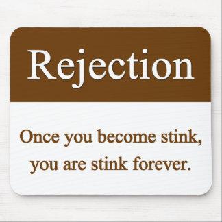 Rejection Mousepad