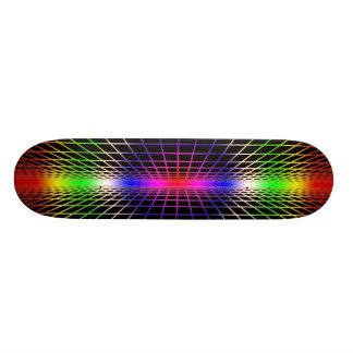 Rejilla a la eternidad tabla de skate