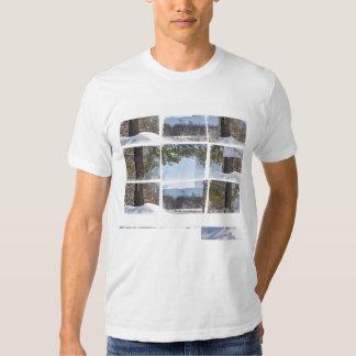 Rejilla de Close_Ups - camiseta Playeras