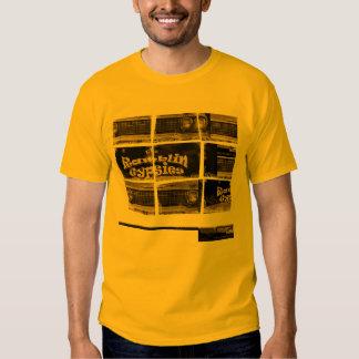 Rejilla de Close_Ups - camiseta Polera