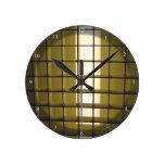 Rejilla de la barra reloj