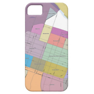 Rejilla de Sacramento iPhone 5 Funda