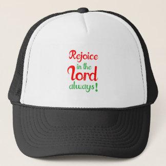 Rejoice1-01.png Trucker Hat