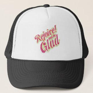 Rejoice be Glad-1 Trucker Hat