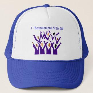 Rejoice hat