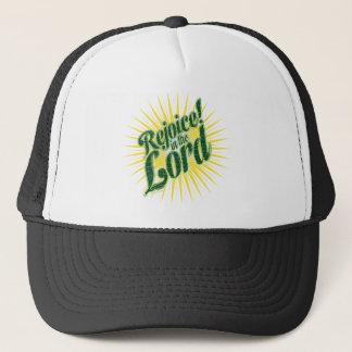 Rejoice in Lord-1 Trucker Hat