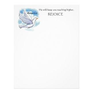 Rejoice Letterhead