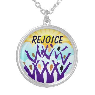 Rejoice necklace