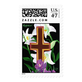 Rejoice! postage