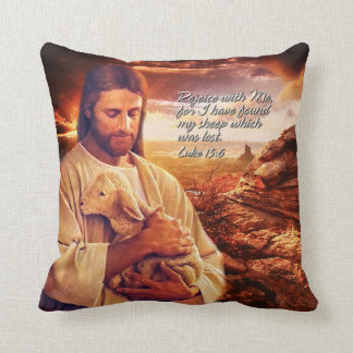 Rejoice with Me Pillow