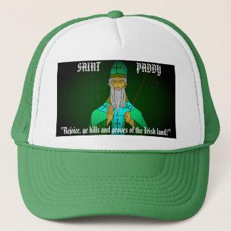 """""""Rejoice, ye hills and groves o... Trucker Hat"""
