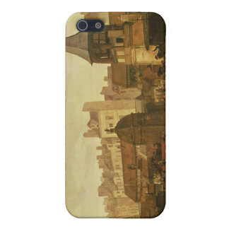 Rejoicing at Les Halles Cover For iPhone SE/5/5s