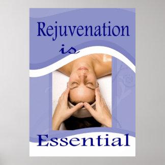 Rejuvenation Posters