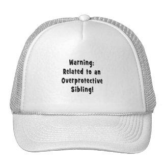 relacionado con sibling.png sobreprotector gorras