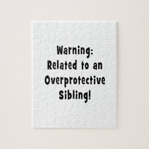 relacionado con sibling.png sobreprotector rompecabeza
