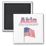 Relacionado para la bandera americana patriótica d imán de frigorífico