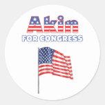 Relacionado para la bandera americana patriótica pegatinas redondas