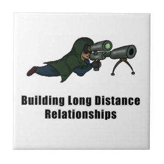 relaciones de larga distancia constructivas azulejo cuadrado pequeño