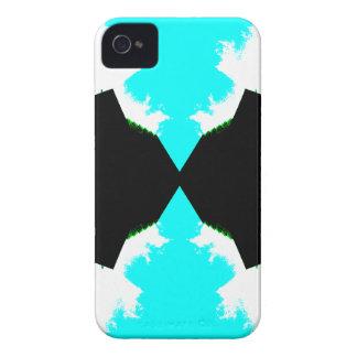 Relaciones espaciales - CricketDiane Arting iPhone 4 Case-Mate Protectores