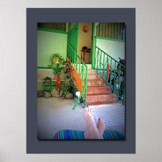 Relajación en Cahuita Impresiones