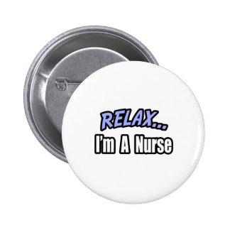 Relaje… a la enfermera pins