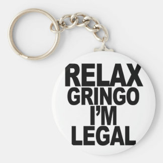 RELAJE el png del GRINGO… Llavero Personalizado