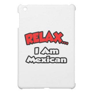 Relájeme… son mexicano